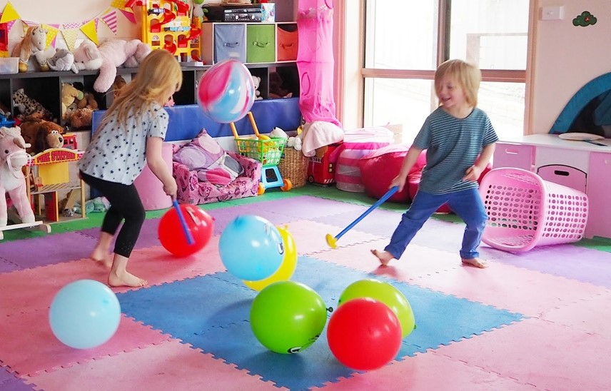 Party Balloon Games