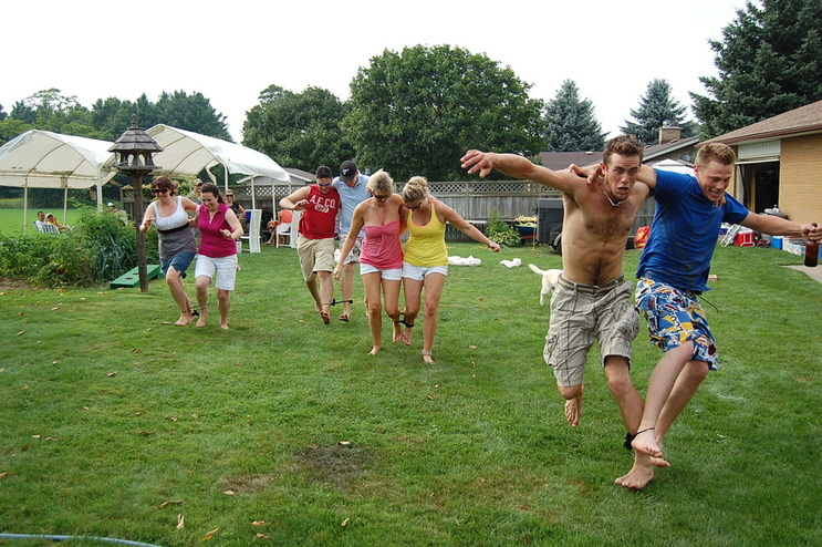 Graduation Party Games