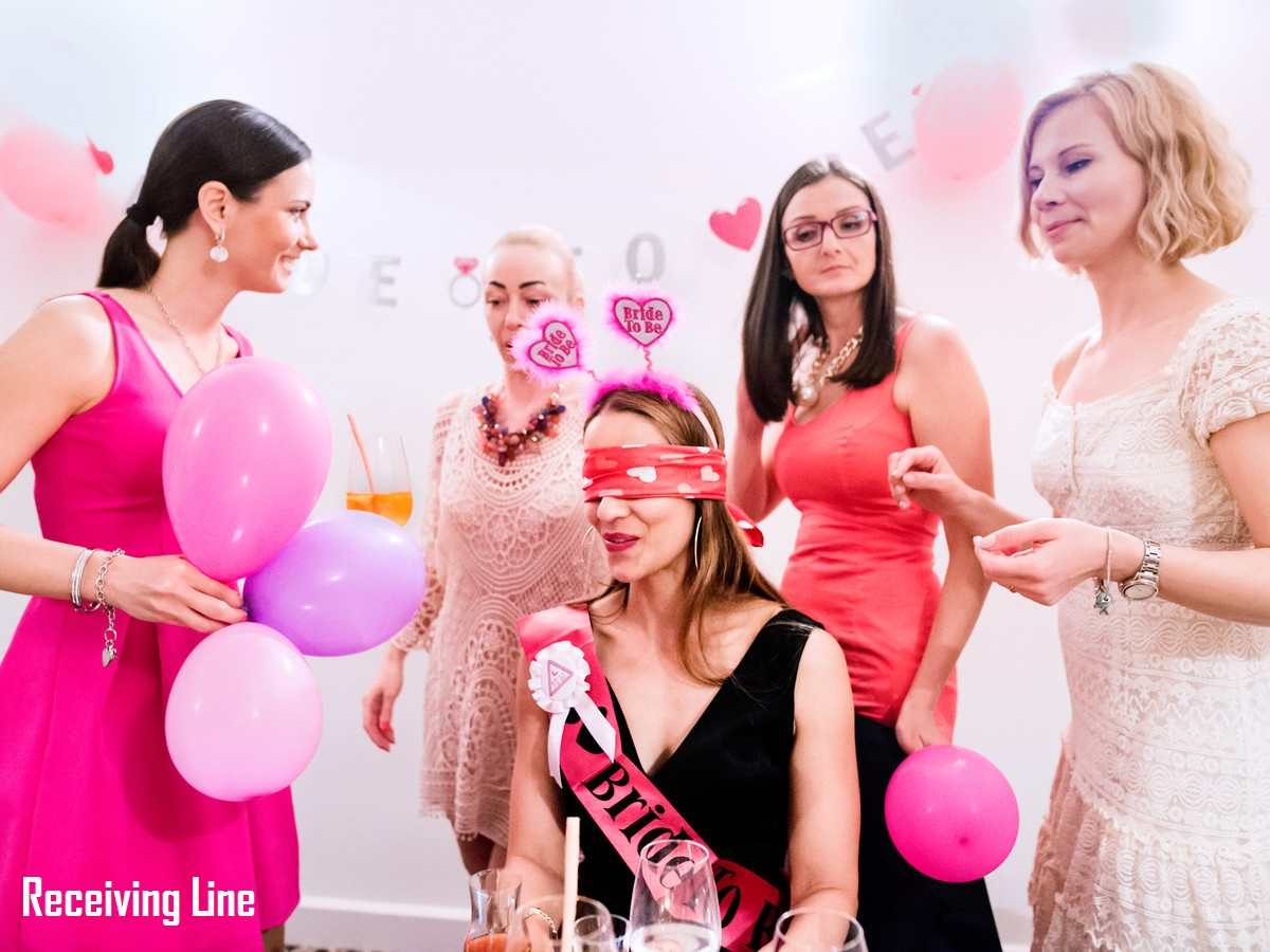 Unique Bridal Shower Games Activities