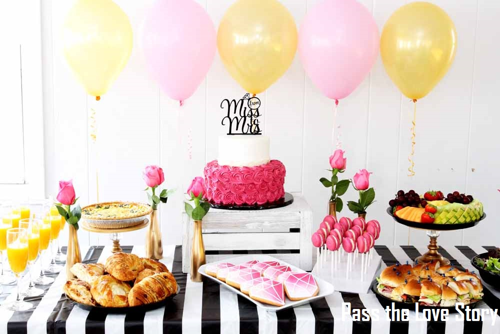Bridal Shower Party Games