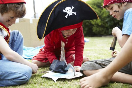 pirate party game