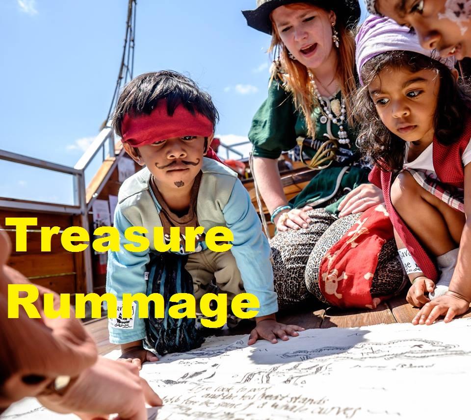 Treasure Rummage