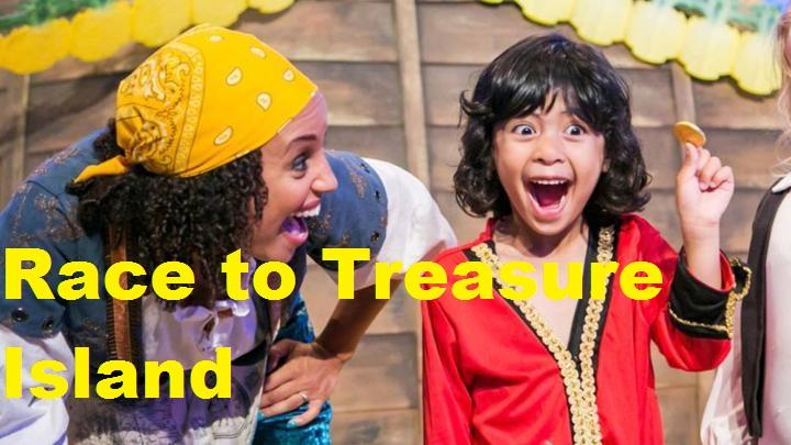 Race to Treasure Island