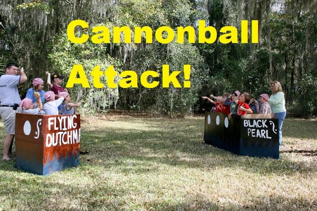 Cannonball Attack